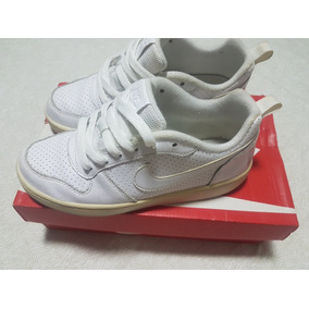 fb970a86d97 Tênis Nike Court Borough Low Feminino Tam 35 Original