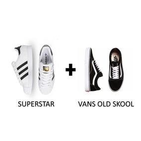3d037995c Loja Oficial Adidas Vans Old Skool - Tênis para Feminino no Mercado ...