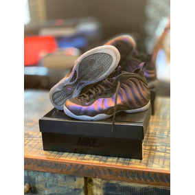 1b1c95c2428 Nike Air Foamposite One Purple Haze Jimi Hendrix Custom - Tênis para ...
