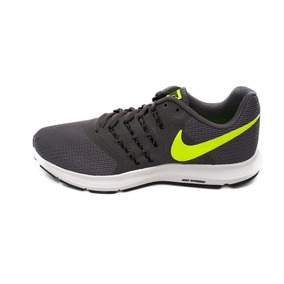 a966ad8cd97a4 Tenis Calzado Nike Run Swift Gris Para Correr 908989006