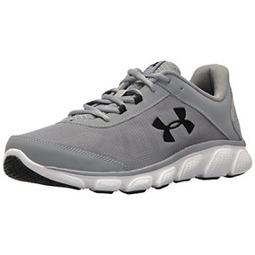 48958795bc5 Tenis Under Armour Micro G Assert 7 Silver 8 Us