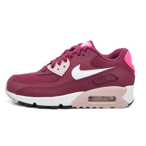 dbff1e23a50 Nike Air Max 90 Feminino Cor Vinho - Calçados