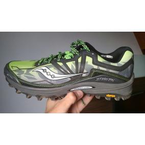1edfec146 Tênis Saucony Xodus Vibram Trail Run Corrida Montanha Trilha