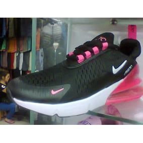 eb01416c621 Tenis Nike Air Max 270 Preto E Rosa Nº34 Ao 39 Original