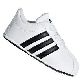 6fe7f21fdb Tênis adidas Bebê Infantil Vl Court 2.0 Branco F36605