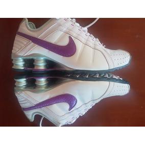 64b3e4d11f6f5 Nike Shox Junior Original Feminino 34 - Tênis no Mercado Livre Brasil