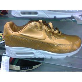 2532baee315 Tenis Nike Air Max 90 Caramelo E Branco Nº38 Ao 43 Original