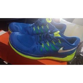 8b59fc409d0 Tenis Nike Free 5.0 Laranja - Tênis Azul marinho no Mercado Livre Brasil