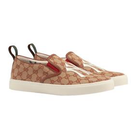 68340255ebf9b Tenis Gucci Ny Sneakers Meses S i Y Envío Gratis