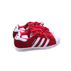 8231ed81fe1 Tenis Mais Bonito E Vermelho Feminino Outros Modelos Adidas - Tênis ...