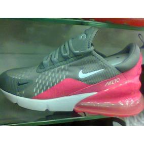 1f1041f68ce Tenis Nike Air Max 270 Cinza E Rosa Nº34 Ao 39 Original