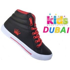 52112491aaf Tenis Botinha Nike Infantil Meninos 26 - Tênis para Feminino no ...