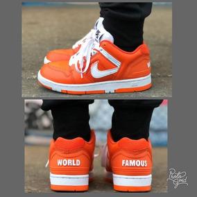 5bae4ad2c00 Nike Af2 Coleção Limitada Supreme