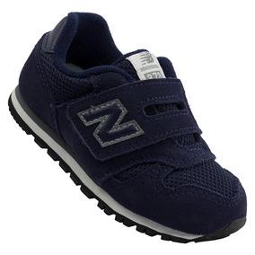 a1a55943b48 Teni Infantil Menino New Balance - Tênis Meninos Casuais Azul no ...