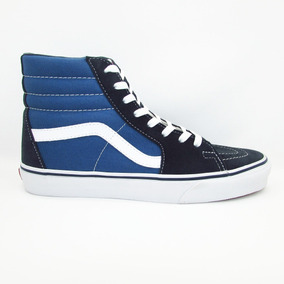 2138db47906f8 Tenis Vans Sk8-hi Azules Skate - Ropa