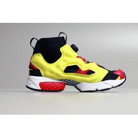 e1638730a15 Reebok Instapump Fury Tenis Nike adidas Puma New Balance