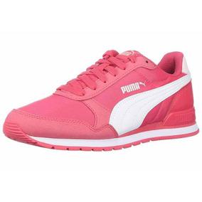 c73a9db165c Rosa Tenis Para Dama Puma Kevler Runner Fitness Color Gris - Tenis ...