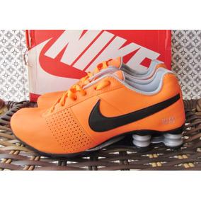 cf5f986cdd2 Nike Shox Deliver - Nike Laranja no Mercado Livre Brasil