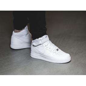 809ecef3254 Nike Air Force Marrom Original - Nike para Masculino Branco no ...