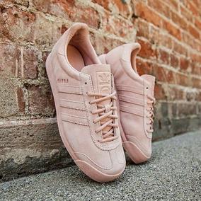 25ac095e07600 Adidas Originals Samoa De Cuero - Ropa y Accesorios en Mercado Libre ...