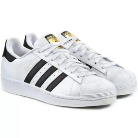 ec38bc05758 Adidas Super Star Preto Feminino - Adidas para Masculino no Mercado ...