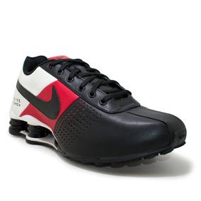 ec9c815ba4 Nike Shox Classic Couro Branco Original Novo Eua10 Brasil42 ...