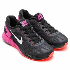 0e7923d3167 Tênis Nike Lunarglide Dynamic Preto E Laranja - Tênis no Mercado ...