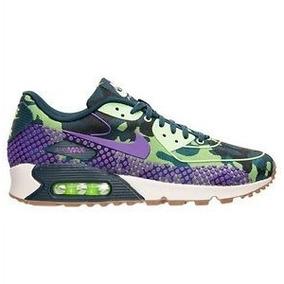 a67b69e5797 Tenis Nike Air Max 90 Premium Feminino - Calçados