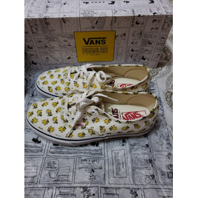 8b6cac9cc Vans Authentic Peanuts - Snoopy Woodstock Tamanho 36