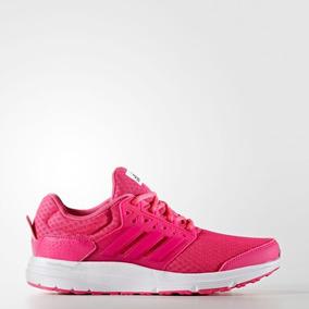 size 40 b13c7 b3481 Tenis Adidas Galaxy Incision Tr - Tenis de Mujer Rosa claro en ...