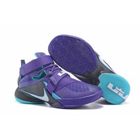 b4279d7af266e Lebron Soldier 9 - Tenis Nike Hombres de Hombre en Mercado Libre México