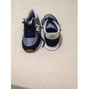b00a681619e Tenis New Balance Cinza Claro Laranja Numero 37 - Calçados