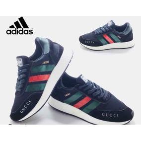 46b31504cd274 Tenis Adidas Iniki Gucci em Minas Gerais no Mercado Livre Brasil