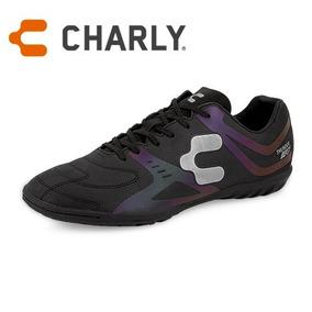 bc090934296d5 Zapatos Charly Futbol Negros - Tenis de Hombre en Mercado Libre México