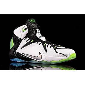 0a35d247e70 Tenis Lebron James Nuevos Nike Basquetbol Hombre - Tenis en Mercado ...