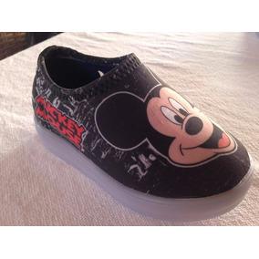 9a23c27e4d4 Tenis Mickey Led Infantil Feminino - Calçados