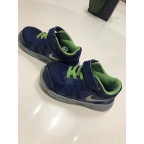 47f65e46f7d Tenis Nike Tamanho 21 Menino - Para Tênis no Mercado Livre Brasil