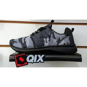 d7998a345df Qix Masculino - Tênis Preto no Mercado Livre Brasil
