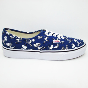 277a13542b795f Tenis Vans Authentic Vn0a38emoqw Peanuts Snoopy Skating