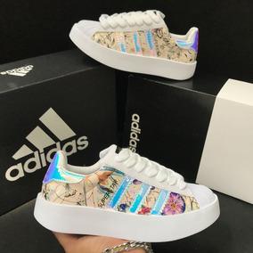 0371552a1704b Mujer Adidas Zapatillas Con Plataforma Interna - Tenis en Mercado ...
