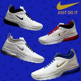 3ff6683974e Caja Regalo Con Asa Nike - Tenis Blanco en Mercado Libre México