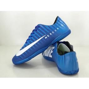 928c2875625ae Chuteira Futsal Mercurial - Infantil   Adulto Do 33 Ao 43