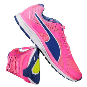2e859739516 Tênis Puma Speed 500 Ignite Wn Knockout Feminino Rosa