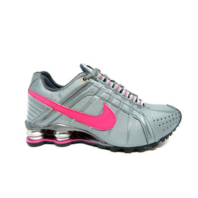 0aac364d461 Nike Shox Feminino Novo Na Caixa Tamanho 38 24cm - Tênis Running no ...