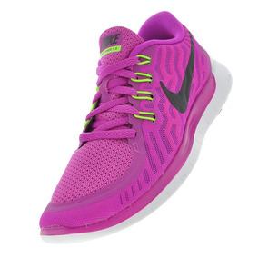 66a8eb5d42e Tênis De Corrida Nike Free 5.0 Lilás Tamanho 34 Original