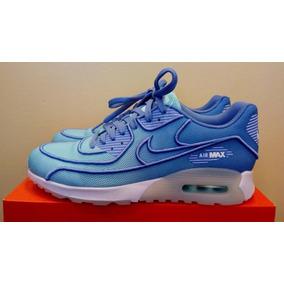 bc33be08fdc Teni Nike Air Max 90 Azul Marinho Masculino - Nike no Mercado Livre ...