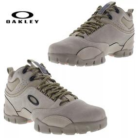 08101b2565cd1 Tenis Masculino Bota Oakley Modoc Top Original Barato Oferta