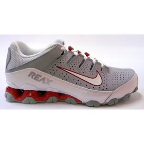 1b2a4741349 Zapato Deportivo Hombre (talla Col 41.5   10us) Nike Reax 8