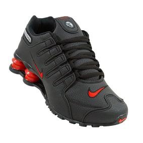 034a965d4a9 Nike Shox Junior Vermelho - Nike para Masculino no Mercado Livre Brasil