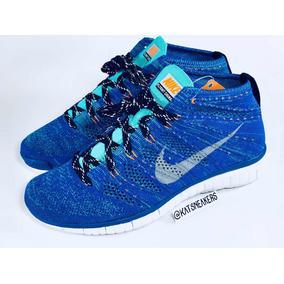 eb0ebcf1709b2 Tênis Nike Nike Lunar Flyknit Chukka Htm Sp Novo - Tênis no Mercado ...